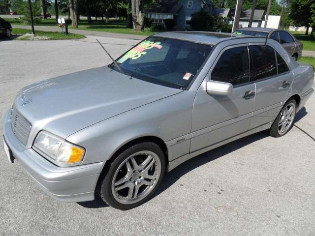 1998 mercedes benz c class c280 for sale in roanoke. Black Bedroom Furniture Sets. Home Design Ideas