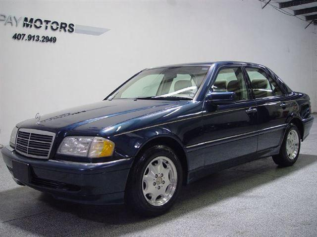 1998 mercedes benz c class c280 for sale in orlando. Black Bedroom Furniture Sets. Home Design Ideas