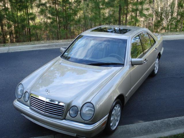1998 mercedes benz e class e300 turbodiesel for sale in for 1998 mercedes benz e300