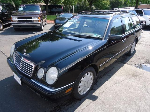 1998 mercedes benz e class e320 wagon for sale in