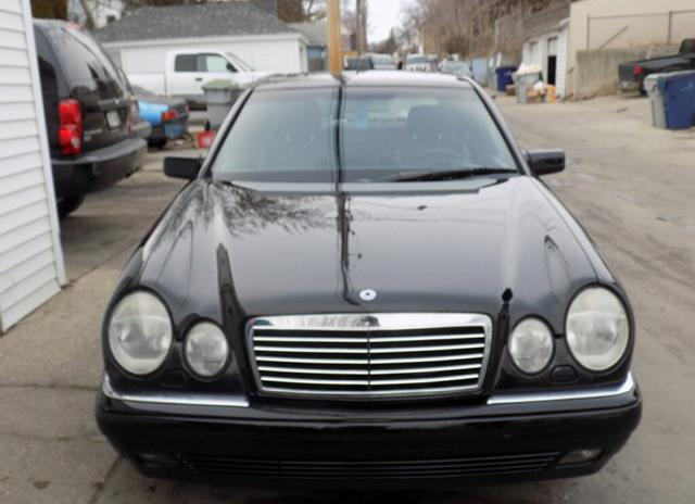 1998 mercedes benz e430 for sale in milwaukee wisconsin for Mercedes benz e430 for sale