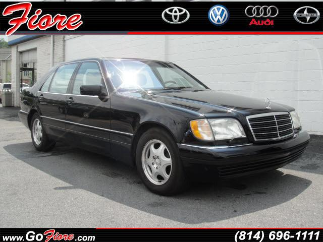 1998 mercedes benz s class s420 for sale in hollidaysburg