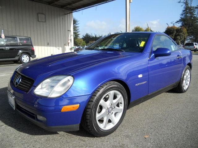 1998 mercedes benz slk class slk230 kompressor for sale in for Mercedes benz of monterey monterey ca