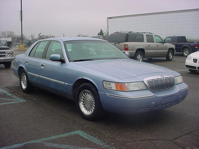 1998 mercury grand marquis ls for sale in pontiac. Black Bedroom Furniture Sets. Home Design Ideas