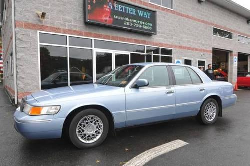A Better Way Wholesale Autos >> 1998 Mercury Grand Marquis Sedan LS for Sale in Naugatuck, Connecticut Classified ...
