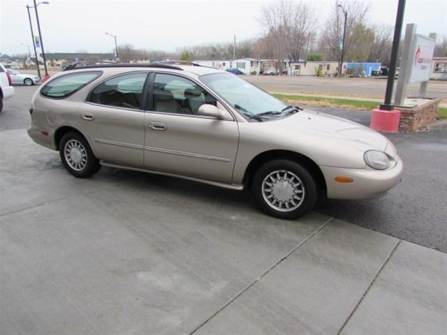 1998 mercury sable station wagon ls for sale in shakopee. Black Bedroom Furniture Sets. Home Design Ideas