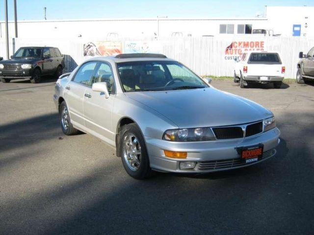 1998 Mitsubishi Diamante Ls   We Finance Trades Welcome