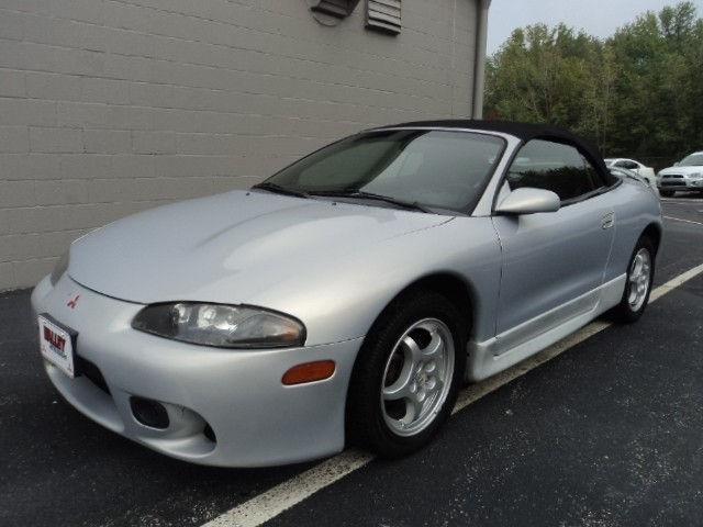 1998 Mitsubishi Eclipse Spyder Gs For Sale In Medina Ohio