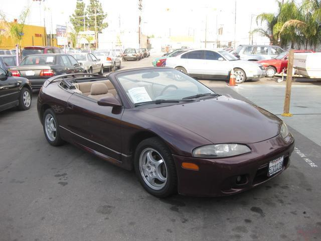1998 mitsubishi eclipse spyder gs for sale in van nuys california classified. Black Bedroom Furniture Sets. Home Design Ideas