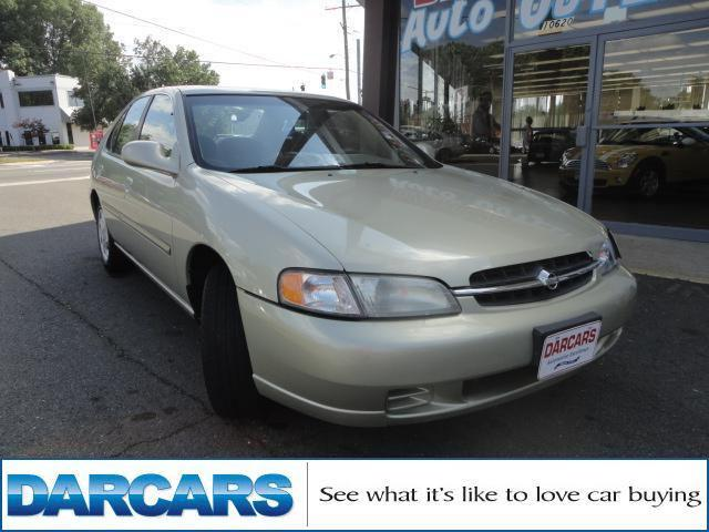 1998 nissan altima gxe for sale in fairfax virginia classified. Black Bedroom Furniture Sets. Home Design Ideas