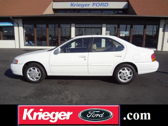 1998 nissan altima gxe for sale in columbus ohio classified. Black Bedroom Furniture Sets. Home Design Ideas
