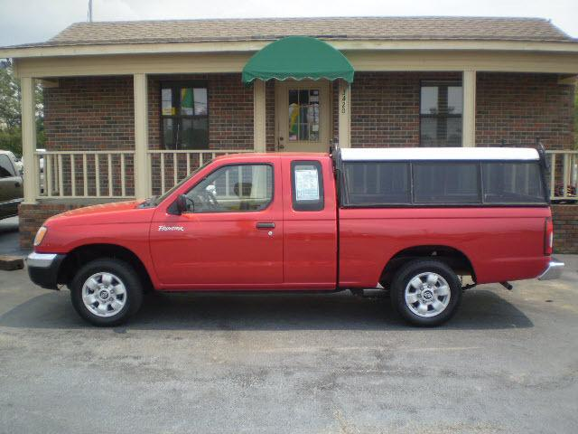 1998 nissan frontier for sale in decatur alabama classified. Black Bedroom Furniture Sets. Home Design Ideas