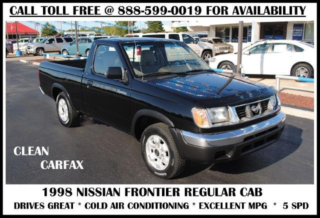 1998 nissan frontier xe for sale in derby kansas classified. Black Bedroom Furniture Sets. Home Design Ideas