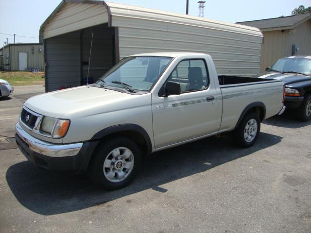 1998 nissan frontier xe for sale in laurens south carolina classified. Black Bedroom Furniture Sets. Home Design Ideas