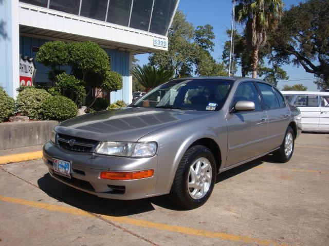 Search Results Used Cars For Sale Pasadena Texas 77504: 1998 Nissan Maxima GXE Car For