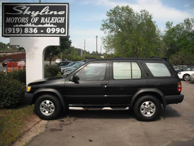 1998 nissan pathfinder for sale in raleigh north carolina. Black Bedroom Furniture Sets. Home Design Ideas