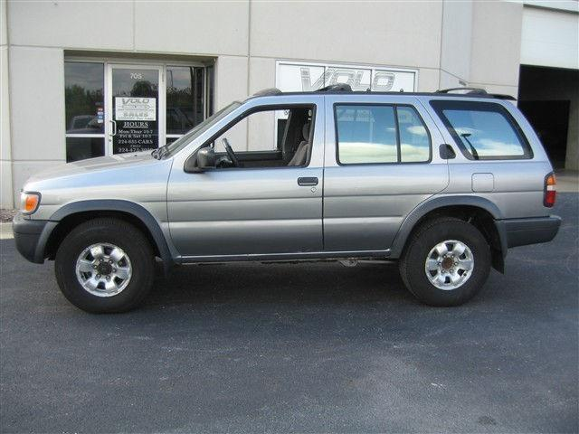1998 nissan pathfinder for sale in volo illinois classified. Black Bedroom Furniture Sets. Home Design Ideas