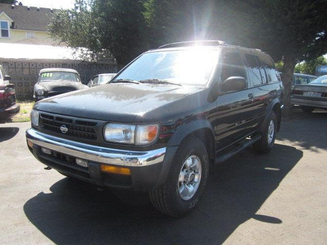1998 nissan pathfinder for sale in puyallup washington classified. Black Bedroom Furniture Sets. Home Design Ideas