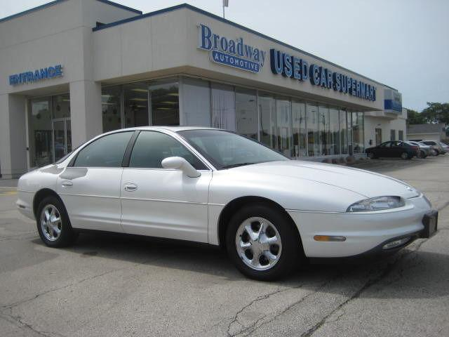 1998 oldsmobile aurora for sale in green bay wisconsin classified. Black Bedroom Furniture Sets. Home Design Ideas