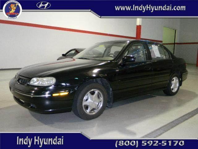 1998 Oldsmobile Cutl Gl