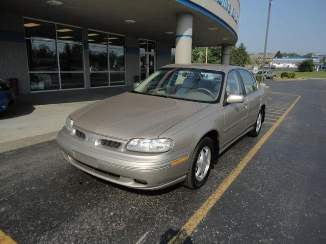 Car Dealerships In Greenwood Indiana >> 1998 Oldsmobile Cutlass GLS for Sale in Salem, Indiana ...