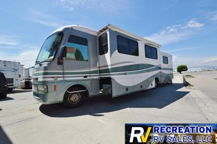1998 Pace Arrow Vision 36b Class A Motorhome With 2 Slides
