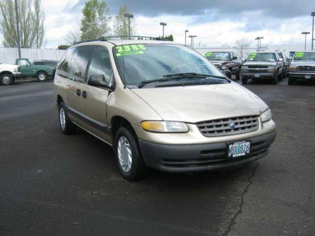 Bickmore Auto Sales >> 1998 Plymouth Grand Voyager SE Minivan for Sale in Gresham ...