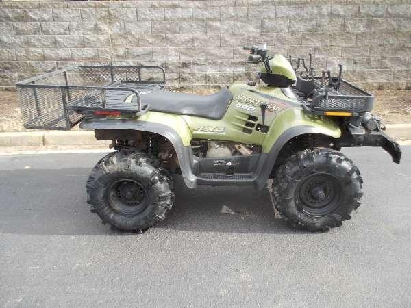 1998 Polaris 1998 Polaris Sportsman 500