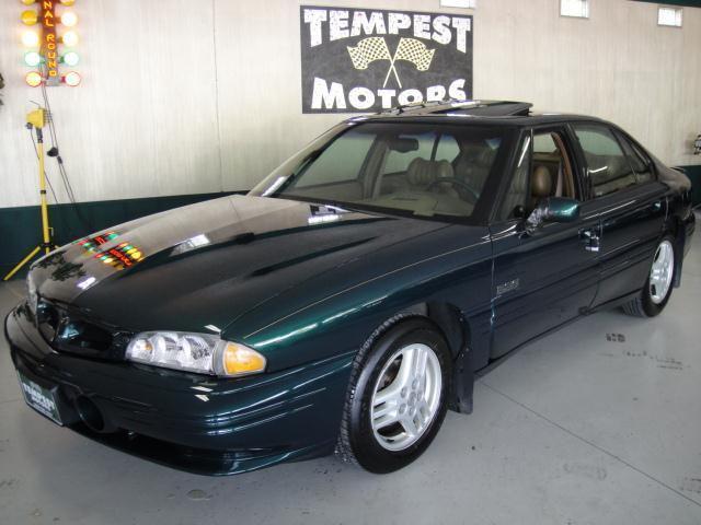 1998 Pontiac Bonneville For Sale In Akron Ohio Classified