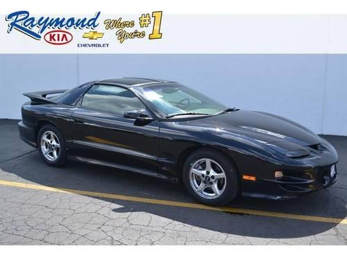 Raymond Chevrolet Antioch Illinois >> 1998 Pontiac Firebird 2D Coupe Trans Am for Sale in ...