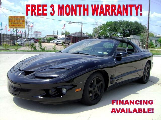 American Auto Sales Houston Tx: 1998 Pontiac Firebird For Sale In Houston, Texas