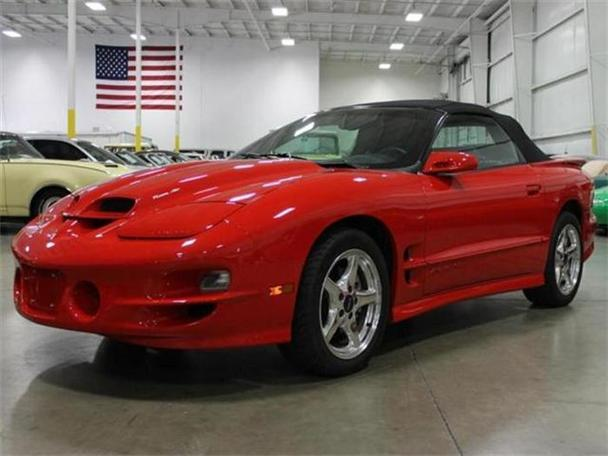 1998 pontiac firebird trans am for sale in kentwood. Black Bedroom Furniture Sets. Home Design Ideas