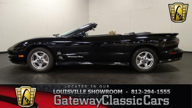 1998 pontiac firebird trans am convertible 1187lou for. Black Bedroom Furniture Sets. Home Design Ideas
