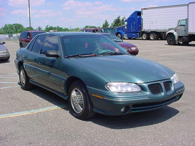1998 Pontiac Grand Am For Sale In Pontiac Michigan