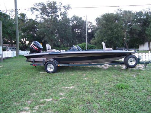 1998 Procraft Bass Boat