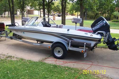 1998 procraft fish n ski 18 ft great condition for for Procraft fish and ski