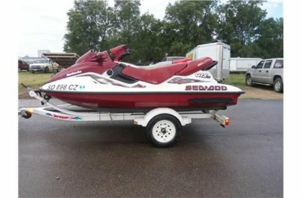 1998 Sea Doo GTX Limited For Sale In Junius South Dakota