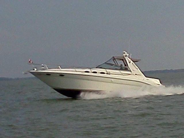 1998 Sea Ray Sundancer 37 Ft For Sale In Toledo Ohio