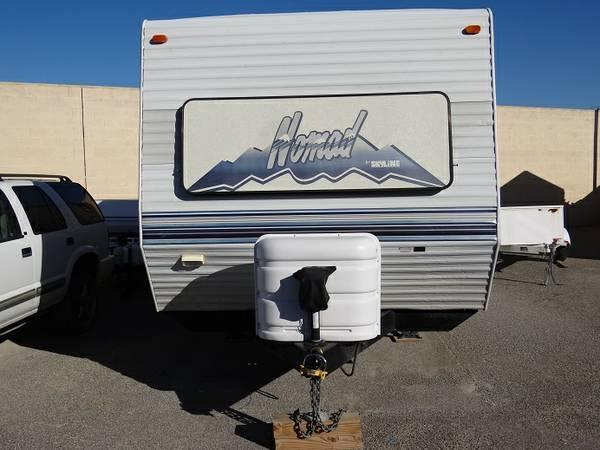 1998 Skyline Nomad 3010 Travel Trailer - $7500