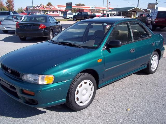 1998 subaru impreza l awd for sale in rogers arkansas. Black Bedroom Furniture Sets. Home Design Ideas