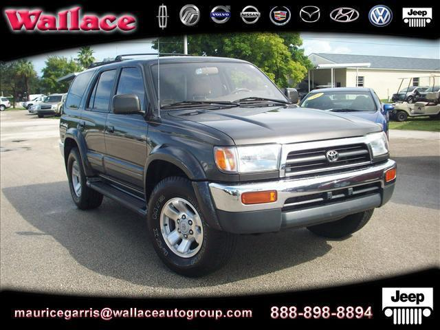 1998 toyota 4runner limited for sale in stuart florida classified. Black Bedroom Furniture Sets. Home Design Ideas