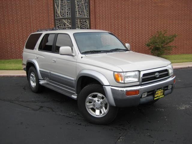 1998 toyota 4runner limited for sale in tulsa oklahoma classified. Black Bedroom Furniture Sets. Home Design Ideas