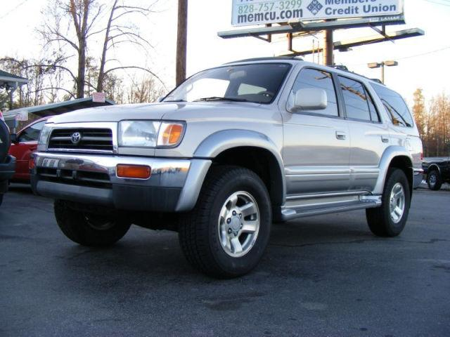 1998 toyota 4runner limited for sale in lenoir north carolina classified. Black Bedroom Furniture Sets. Home Design Ideas