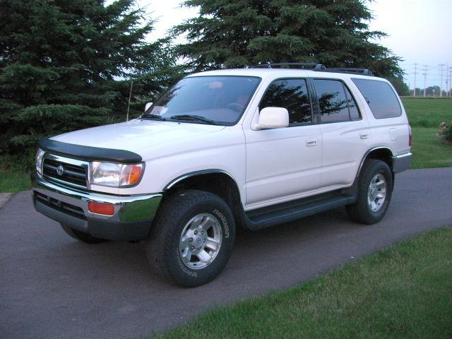 1998 toyota 4runner sr5 4wd for sale in sioux falls south dakota classified. Black Bedroom Furniture Sets. Home Design Ideas