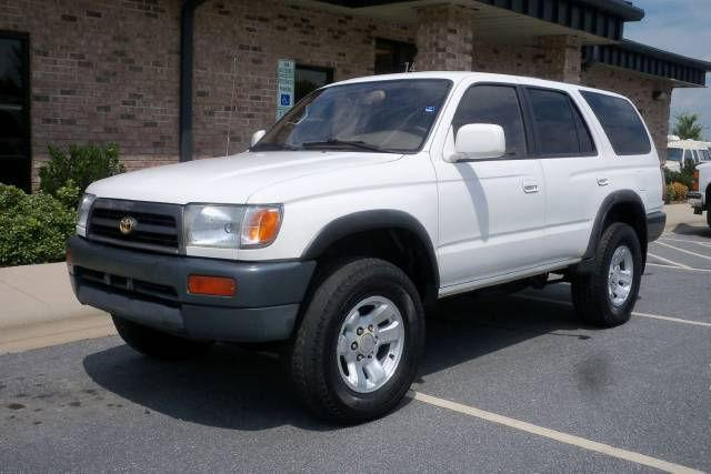 1998 toyota 4runner sr5 for sale in statesville north carolina classified. Black Bedroom Furniture Sets. Home Design Ideas