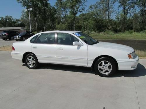 1998 toyota avalon 4dr car 4dr sdn xls w bench seat for. Black Bedroom Furniture Sets. Home Design Ideas