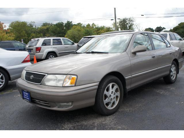 1998 toyota avalon xls for sale in williamstown new. Black Bedroom Furniture Sets. Home Design Ideas