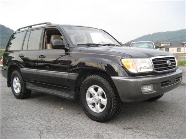 1998 toyota land cruiser for sale in johnstown pennsylvania classified. Black Bedroom Furniture Sets. Home Design Ideas