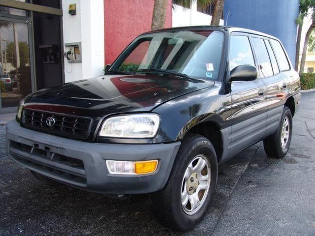 1998 toyota rav4 for sale in hollywood florida classified. Black Bedroom Furniture Sets. Home Design Ideas