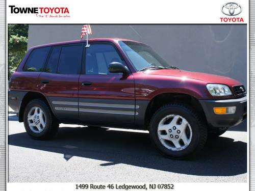 1998 toyota rav4 suv 4x4 for sale in ledgewood new jersey classified. Black Bedroom Furniture Sets. Home Design Ideas